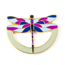 Geocoin Dragonfly Dasher