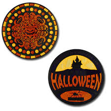 All Hallows Eve Geocoin