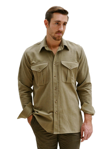 MEN'S SAFARI SHIRT