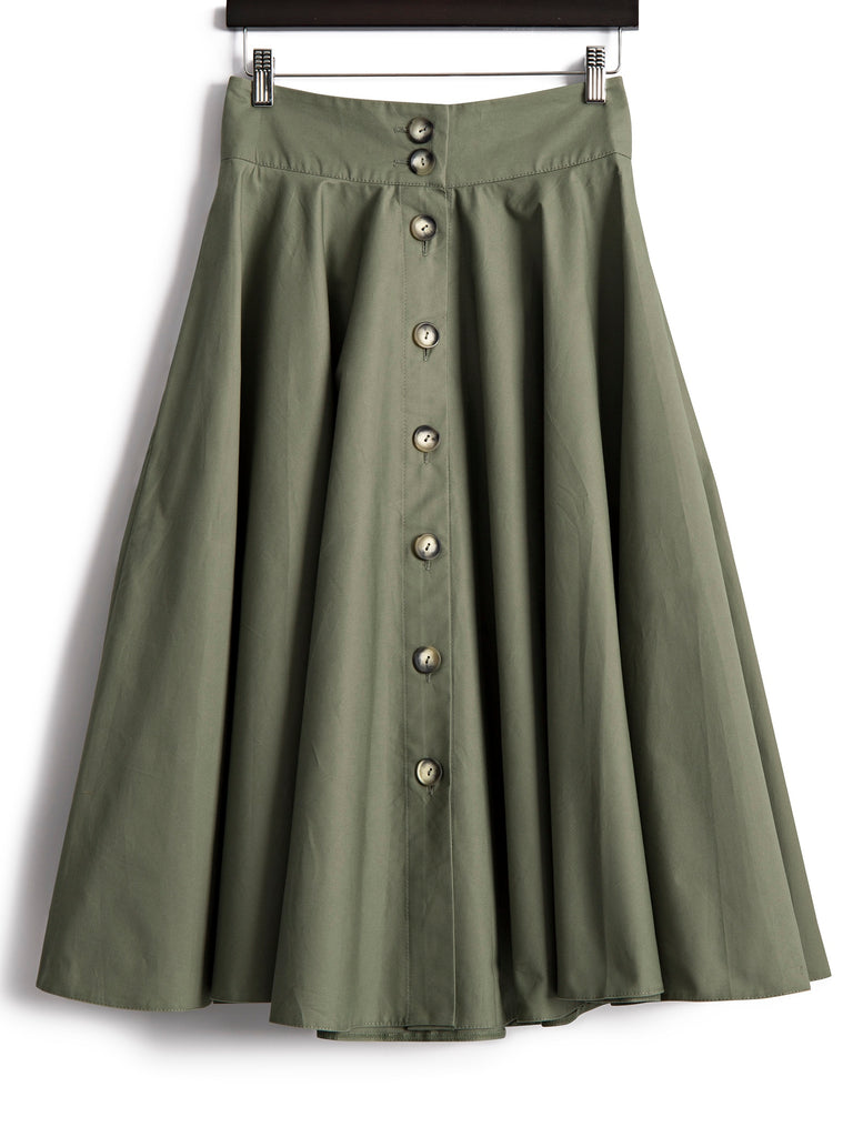 Full Circle Skirt, Dress, Hickman & Bousfied - Hickman & Bousfield, Safari and Travel Clothing
