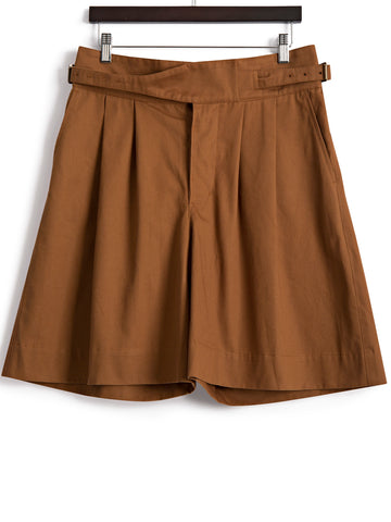 Crossband Shorts in Antelope