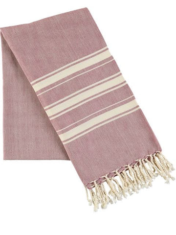 Haman Towel - Raspberry