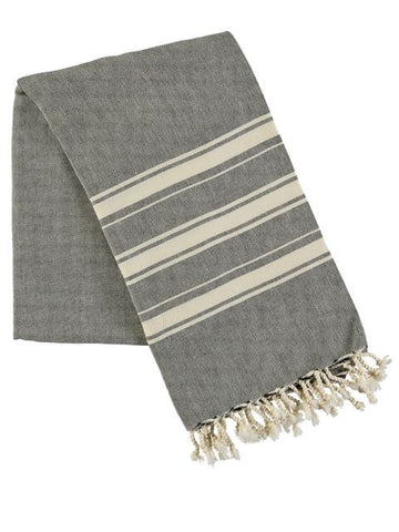 Haman Towel - Dark Navy