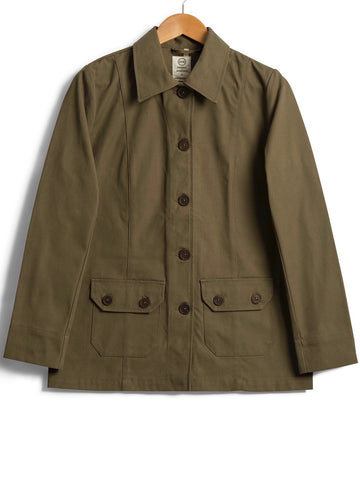 Crop Safari Jacket