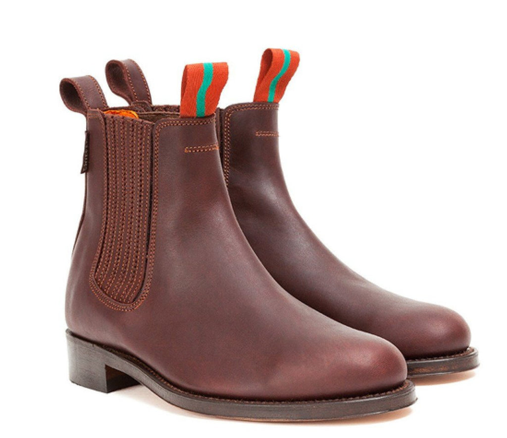 CHELSEA BOOT LEATHER, Footwear, Penelope Chilvers - Hickman & Bousfield, Safari and Travel Clothing