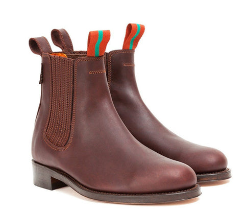 CHELSEA BOOT LEATHER
