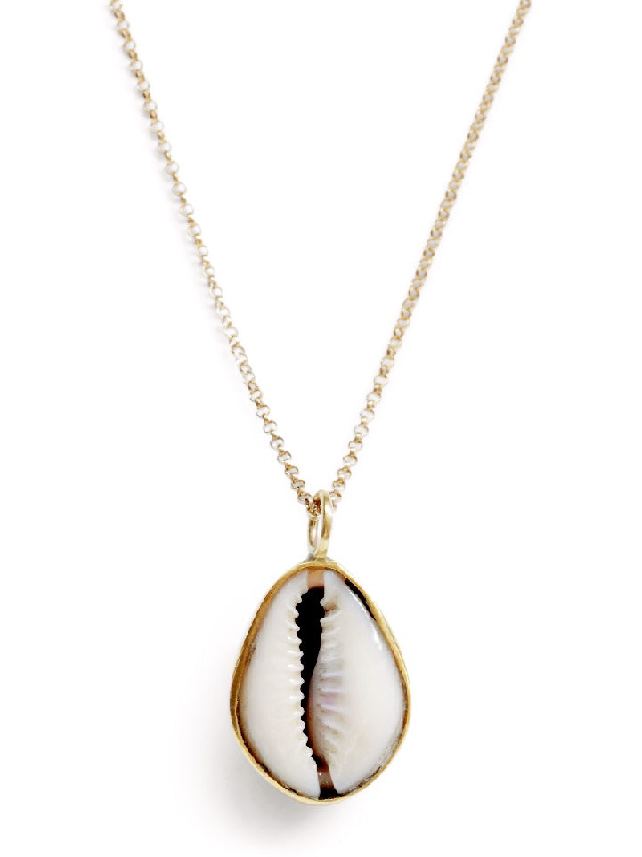 Cowrie Shell Necklace,, Jewellery, Soul Design - Hickman & Bousfield, Safari and Travel Clothing