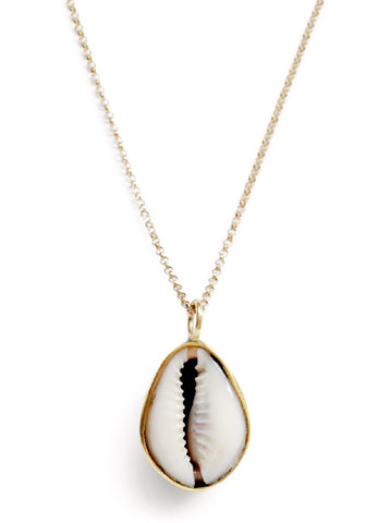 Cowrie Shell Necklace,