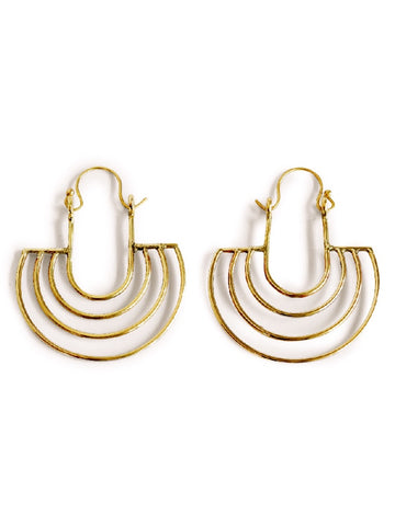 Seawave Earrings