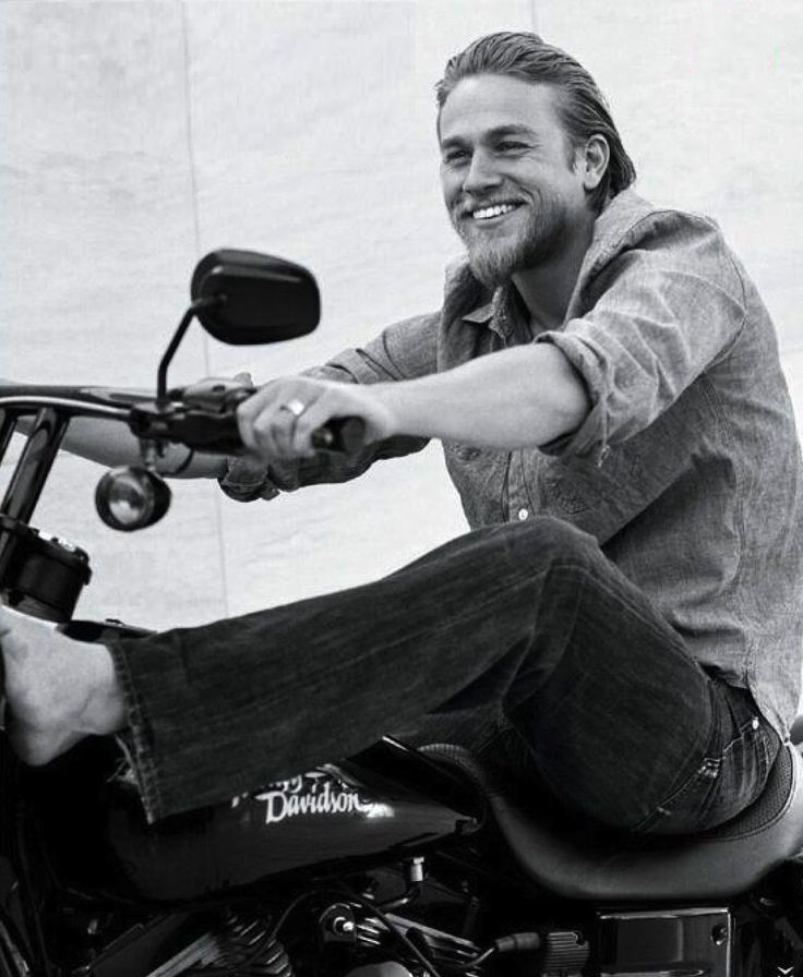 Jax Teller (Jackson Nathaniel), de Sons of Anarchy