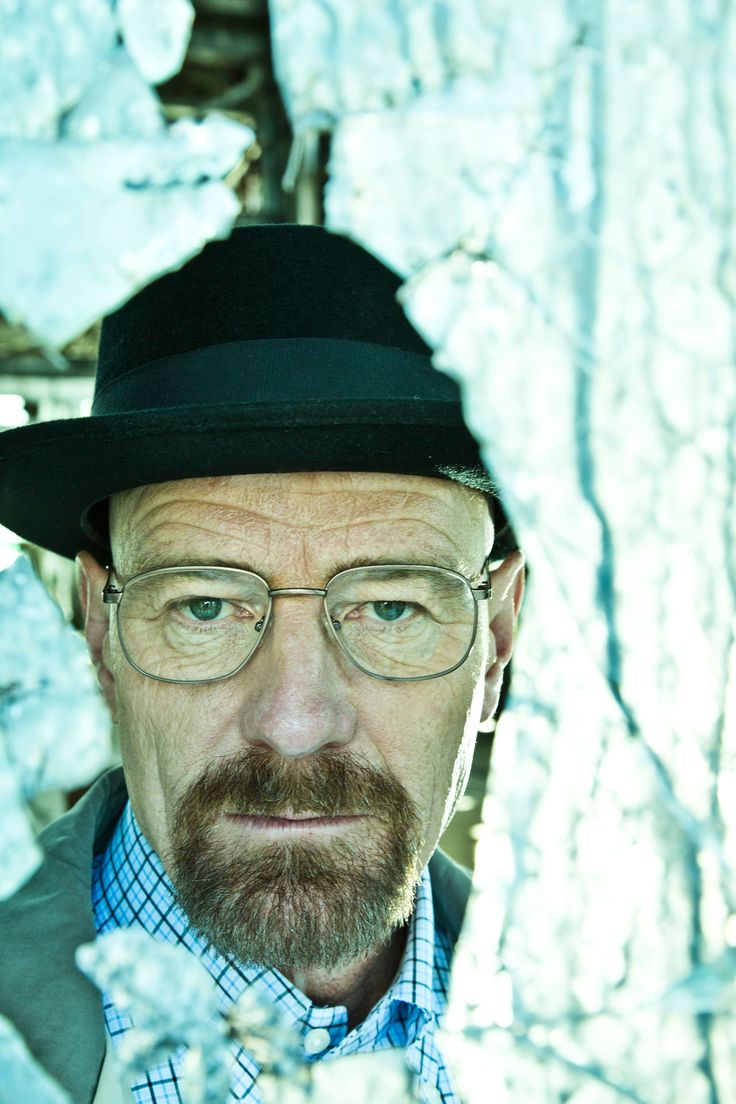 Walter White (Bryan Cranston), en Breaking Bad