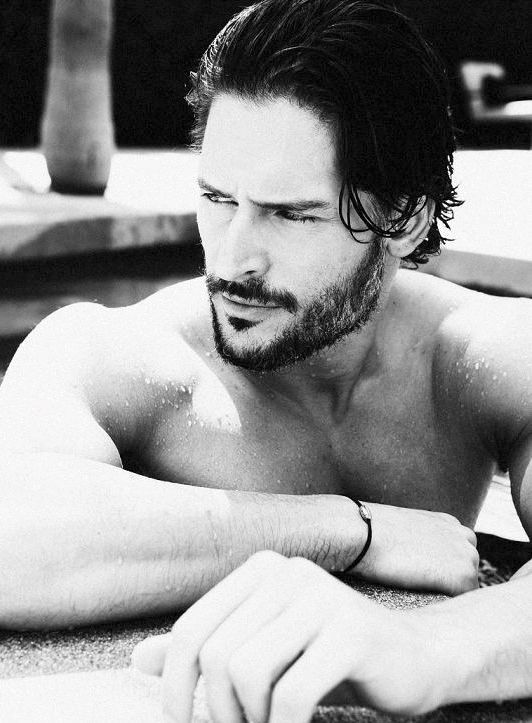 Alcide Herveaux (Joe Manganiello), en True Blood