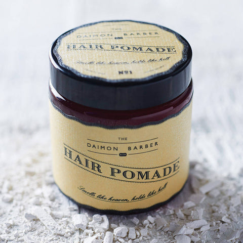 HAIR POMADE Nº1 DAIMON BARBER