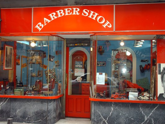 Barber Shop Madrid