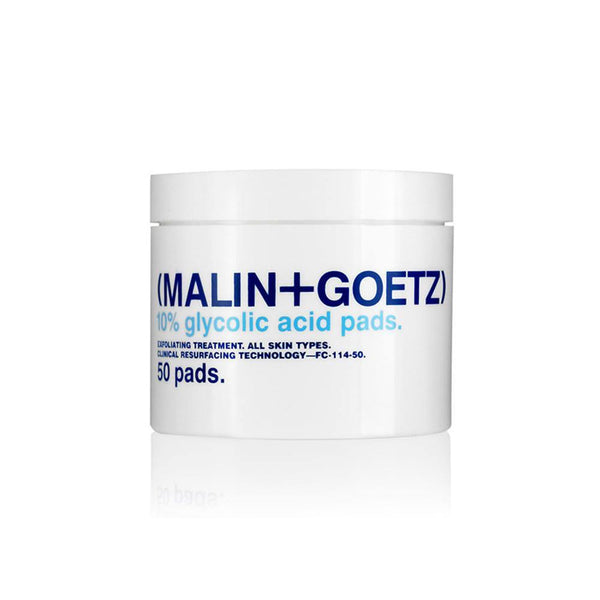 10% Glycolic Acid Pads - Discos Exfoliantes - Malin+Goetz at Barbazul