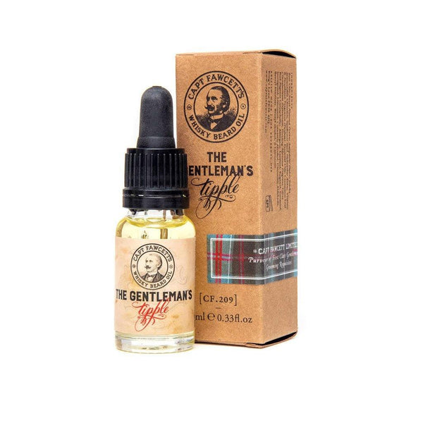 Aceite para Barba Whisky Captain Fawcett