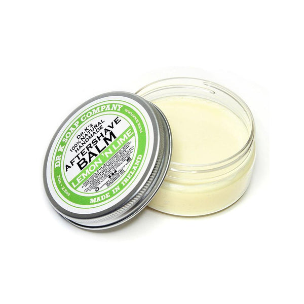 After Shave 100% Natural & Handmade Lime