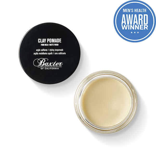 Clay Pomade - Cera de Peinado - Baxter of California at Barbazul - 1