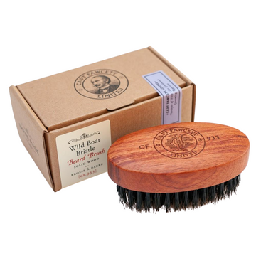 WILD BOAR BRISTLE BEARD BRUSH - CEPILLO PARA BARBA CERDAS JABALÍ - Barbazul