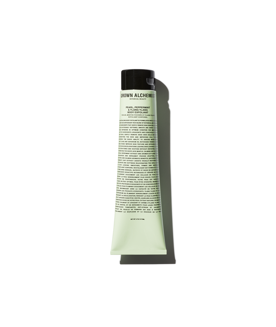 PURIFYING BODY EXFOLIANT- EXFOLIANTE DE CUERPO PURIFICANTE - Barbazul