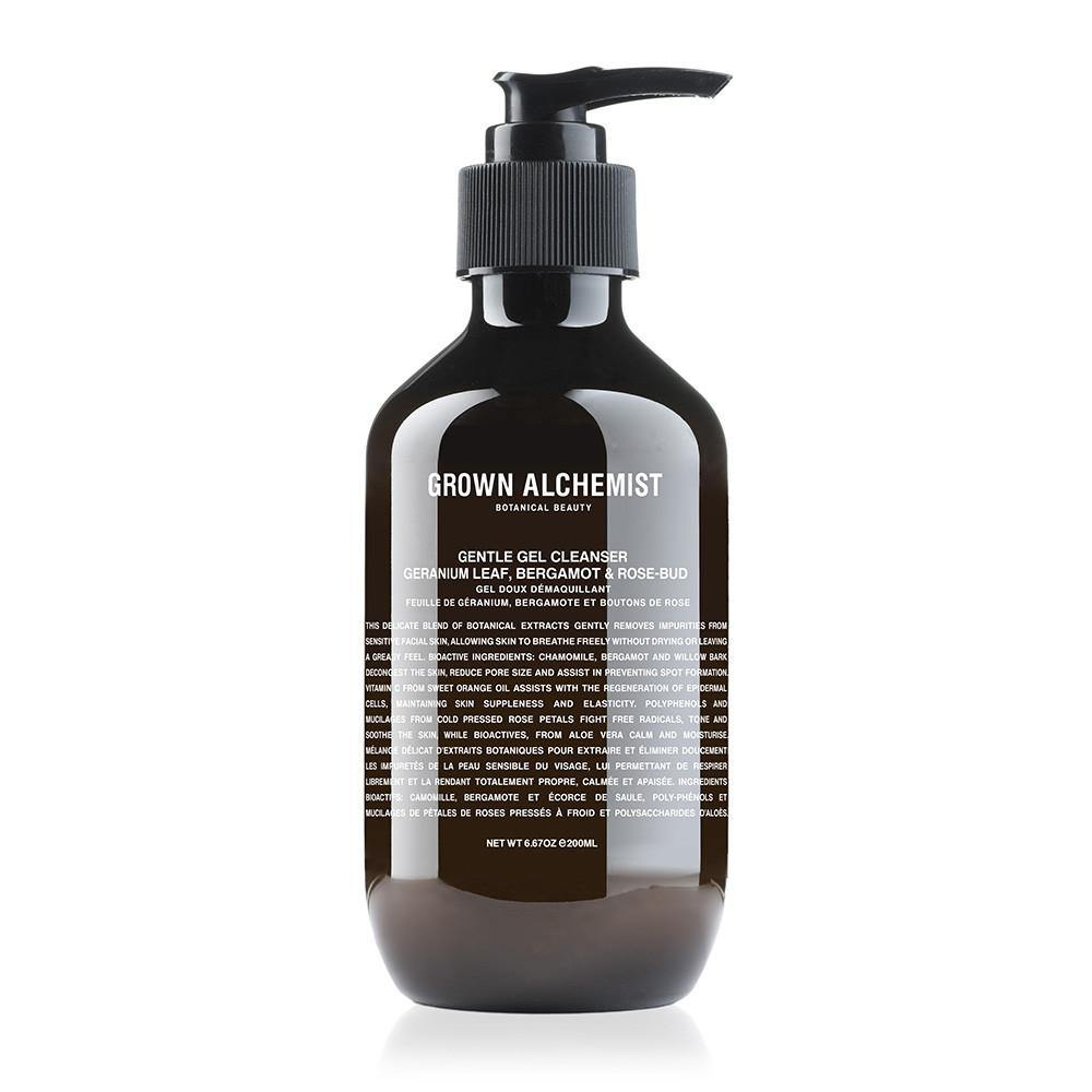 Gentle Gel Cleanser - Limpiador Facial Enriquecido - Grown Alchemist at Barbazul