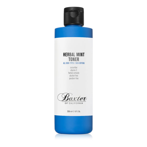 Herbal Mint Toner - Tónico Facial Astringente - Baxter of California at Barbazul - 1