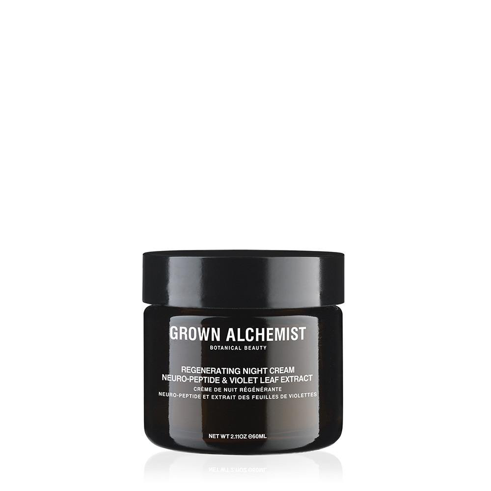Regenerating Night Cream - Crema Reparadora de Noche - Grown Alchemist at Barbazul