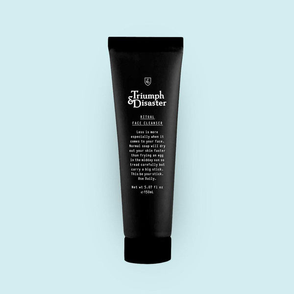Ritual Face Cleanser - Limpiador Facial - Triumph & Disaster at Barbazul