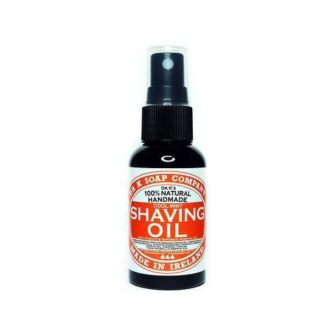 Shaving Oil - Aceite de Afeitado - Dr K Soap Company at Barbazul
