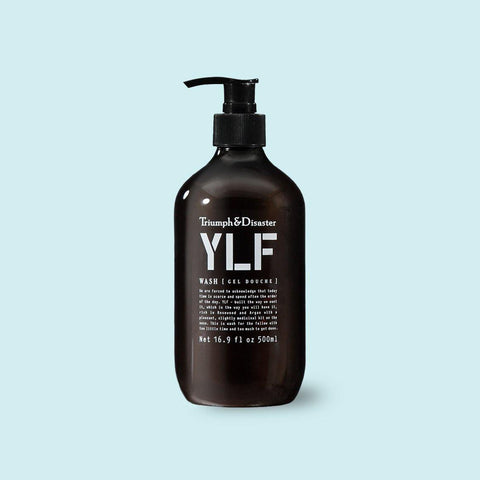 YLF All Purpose Body Wash - Gel de Ducha Exprés - Triumph & Disaster at Barbazul