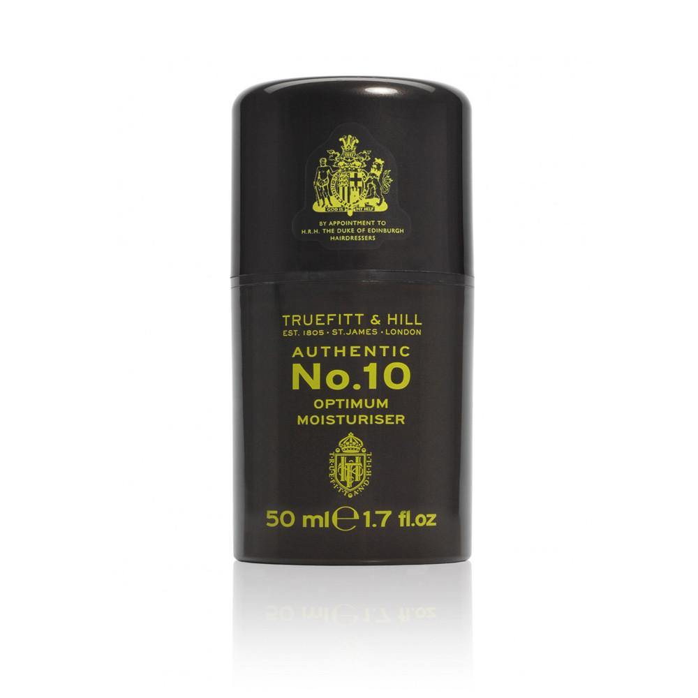 Authentic No. 10 Optimum Moisturiser - Crema Facial Hidratante - Truefitt & Hill at Barbazul - 1