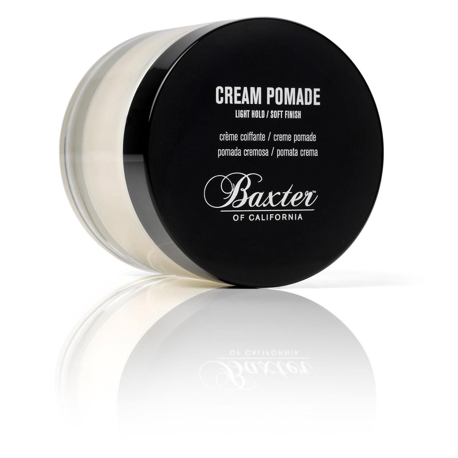 Cream Pomade - Pomada de Peinado - Baxter of California at Barbazul - 2