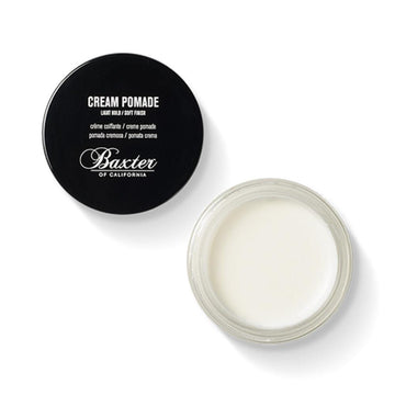 Cream Pomade - Pomada de Peinado - Baxter of California at Barbazul - 1