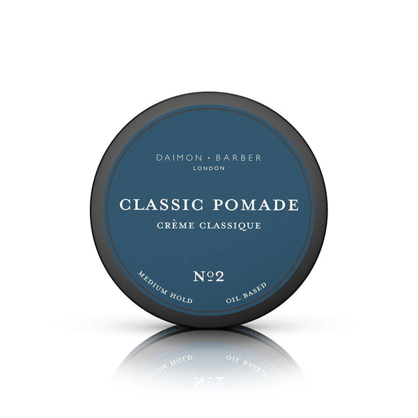 Hair Pomade Nº2 - Cera de Peinado Fijación Media de The Daimon Barber