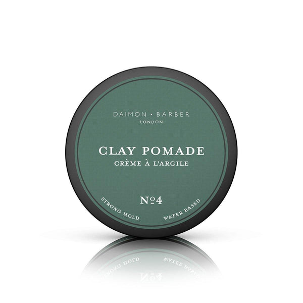 Clay Pomade Nº 4 - Cera de Arcilla de The Daimon Barber
