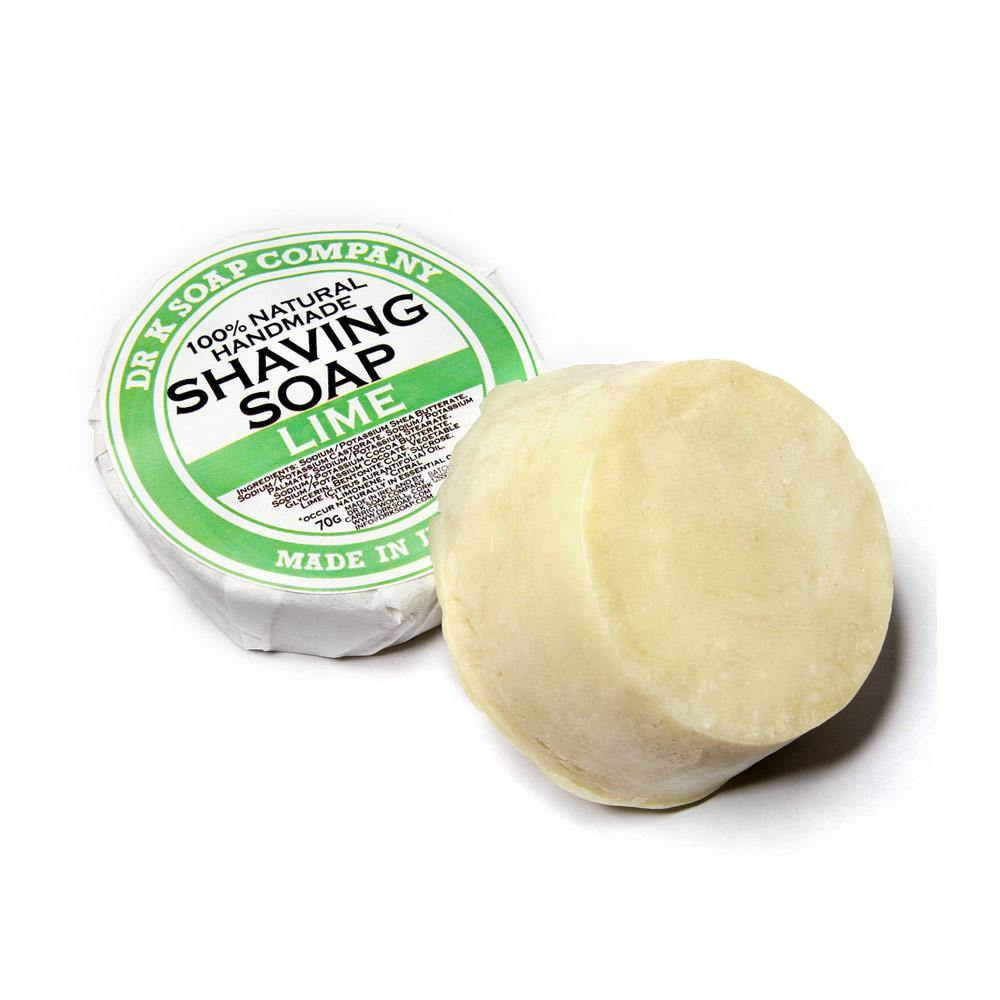 Lime Shaving Soap - Jabón de Afeitado a la Lima - Dr K Soap Company at Barbazul - 1