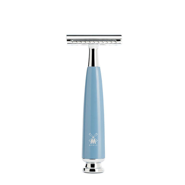 Rytmo Safety Razor Fjord Blue - Maquinilla de afeitado - Mühle at Barbazul - 1
