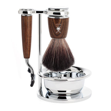 Rytmo Shaving Set Ash - Set de Afeitado - Mühle at Barbazul - 1