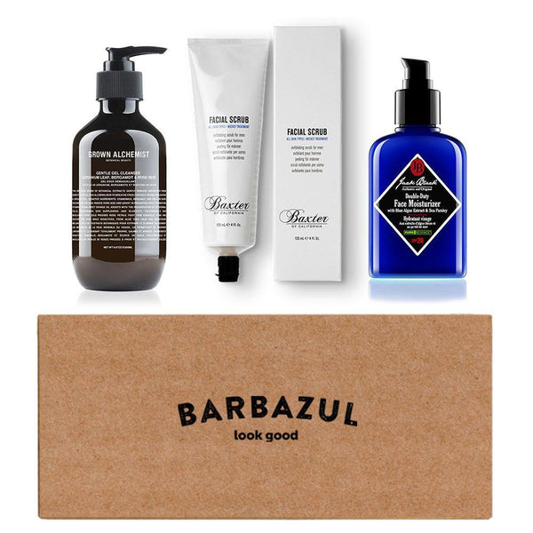 Pack - Cuidado Facial Masculino - Barbazul at Barbazul - 1