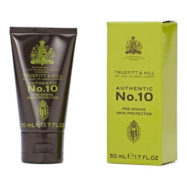 Authentic No. 10 Pre-Shave Skin Protector - Protector Pre Afeitado - Truefitt & Hill at Barbazul