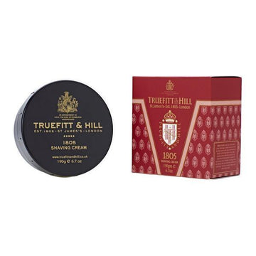 Shaving Cream 1805 - Crema de Afeitado - Truefitt & Hill at Barbazul