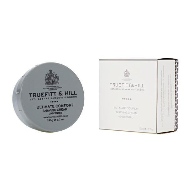 Ultimate Comfort Shaving Cream - Crema de Afeitado - Truefitt & Hill at Barbazul