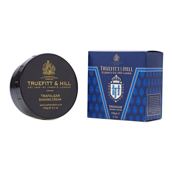 Shaving Cream Trafalgar - Crema de Afeitado - Truefitt & Hill at Barbazul