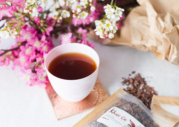 What actually is Cacao Husk Tea?