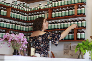 Tea Time with Herbalist, Nutritionist & Energetic Healer Erin Lovell Verinder
