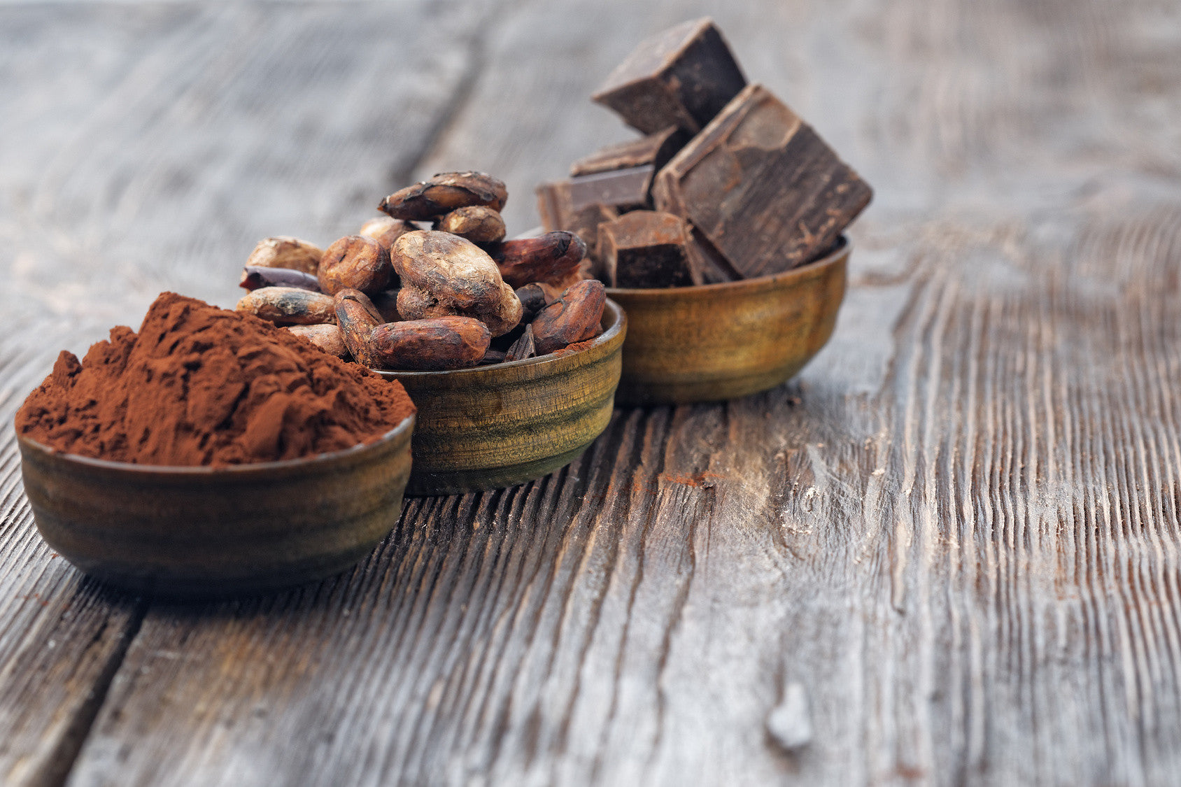 The top six powerful health benefits of cacao