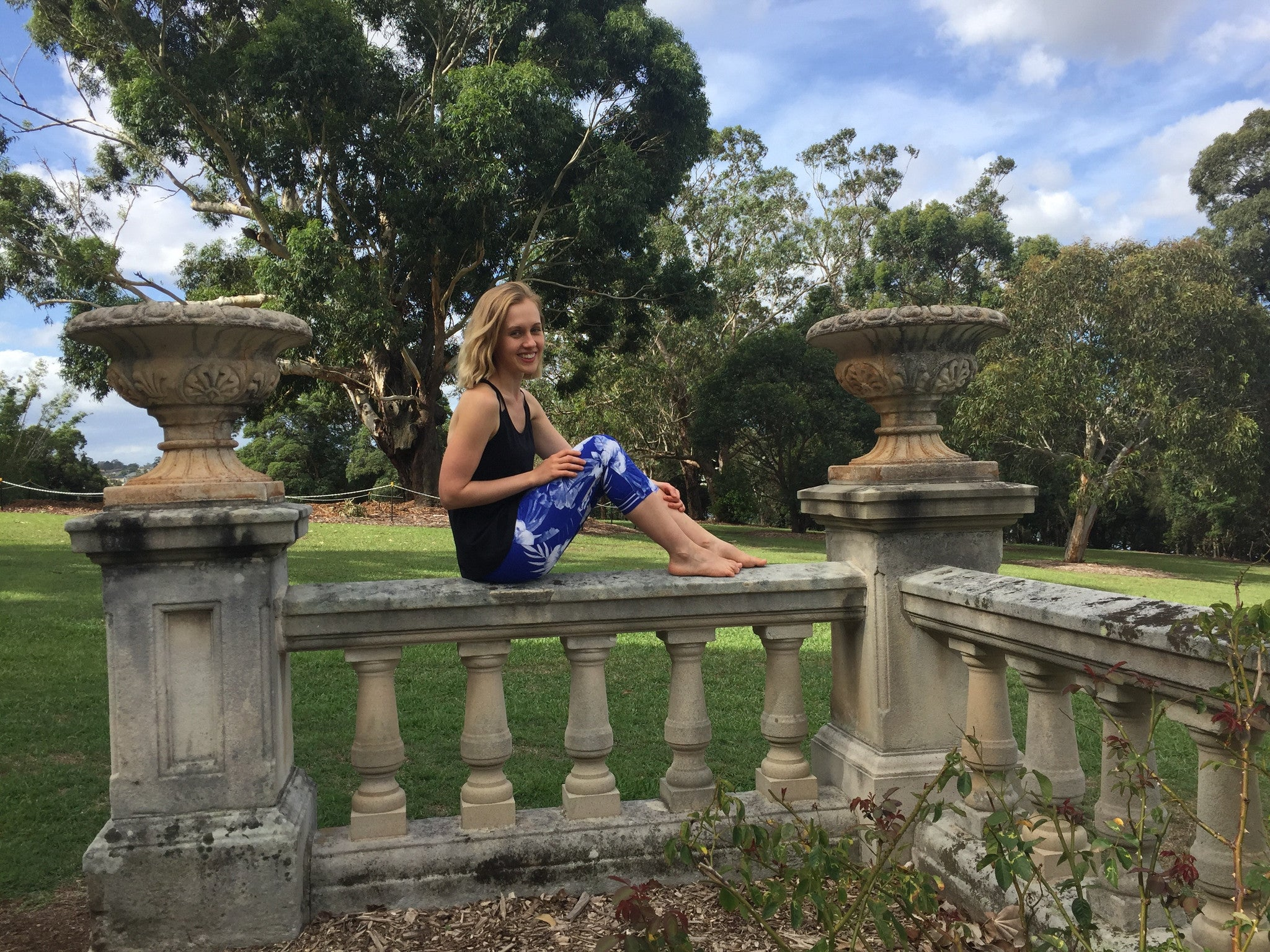 Tea Time with Nina Kingsford-Smith of healthy happenings