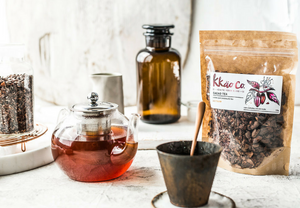 How to brew the ultimate cup of cacao husk tea