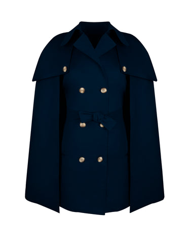 Darcey Trench in Navy