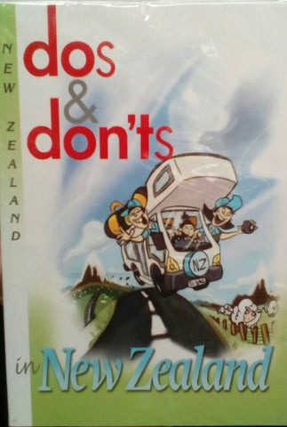 dos & don'ts in New Zealand